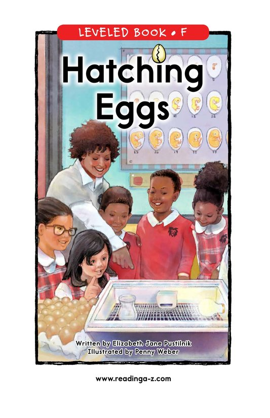 Book Preview For Hatching Eggs Page 0