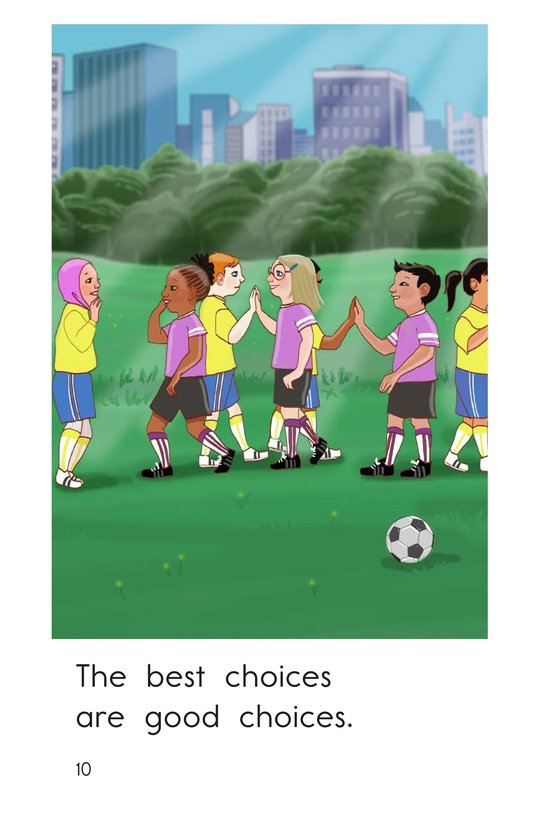 Book Preview For We Make Good Choices Page 10