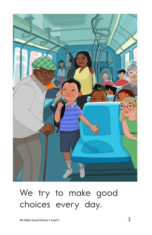 Book Preview For We Make Good Choices Page 3