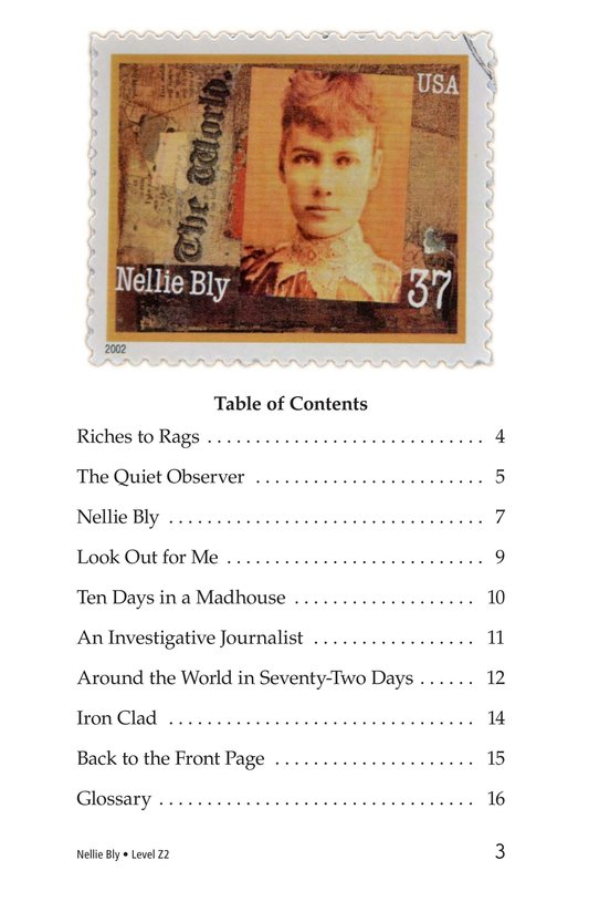 Book Preview For Nellie Bly Page 3