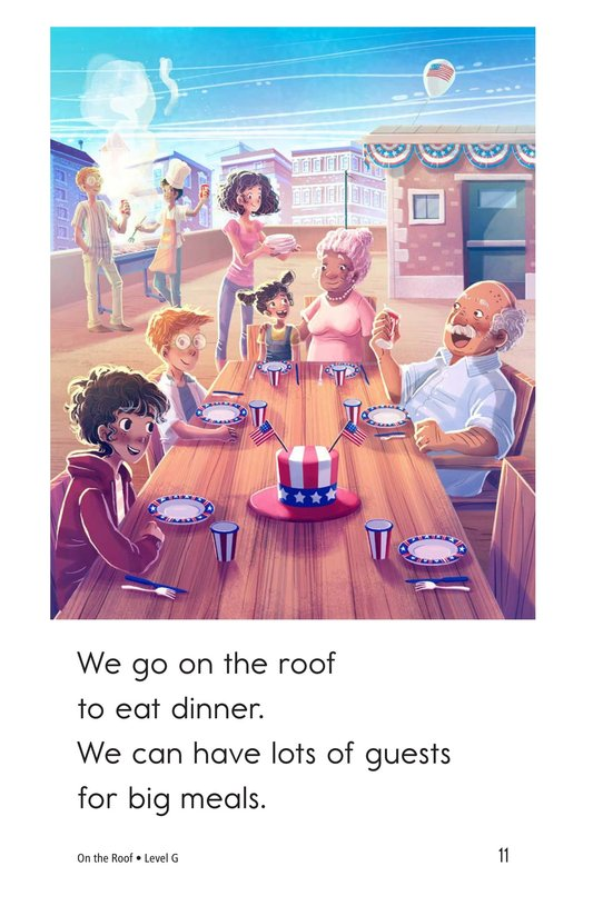 Book Preview For On the Roof Page 11