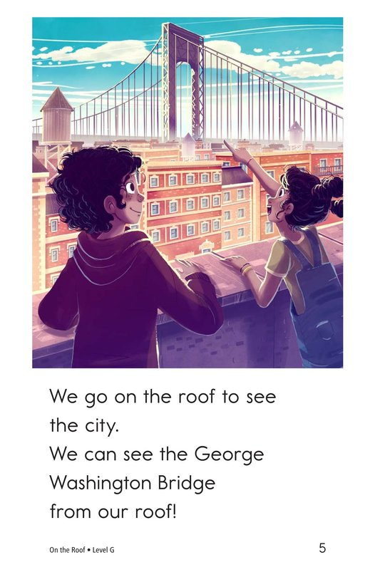 Book Preview For On the Roof Page 5