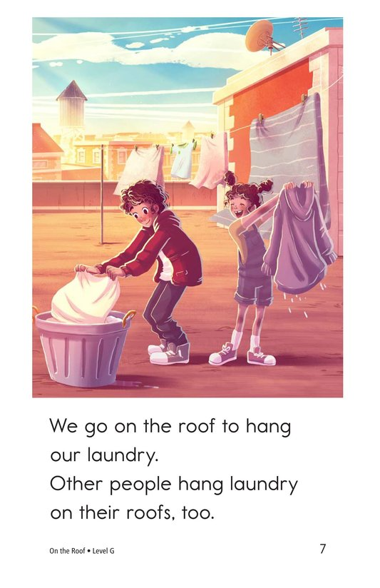 Book Preview For On the Roof Page 7