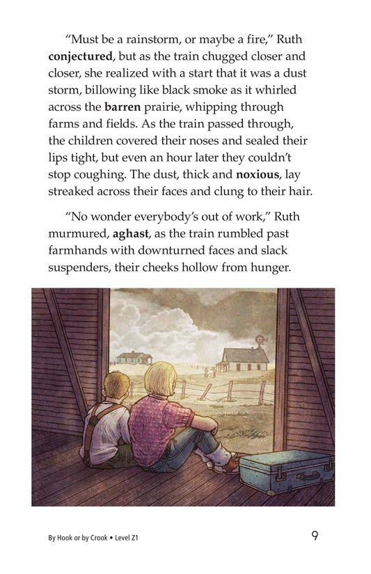 Book Preview For By Hook or by Crook Page 9