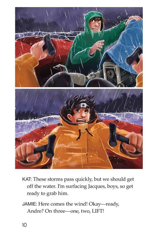 Book Preview For The Treasure of El Dorado Page 10
