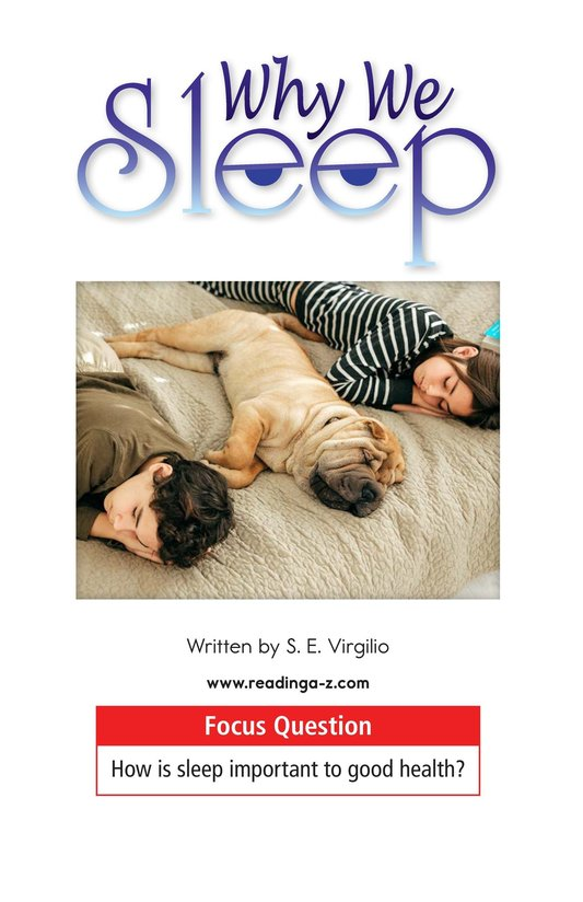 Book Preview For Why We Sleep Page 1