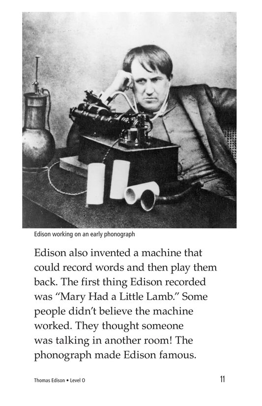 Book Preview For Thomas Edison Page 11
