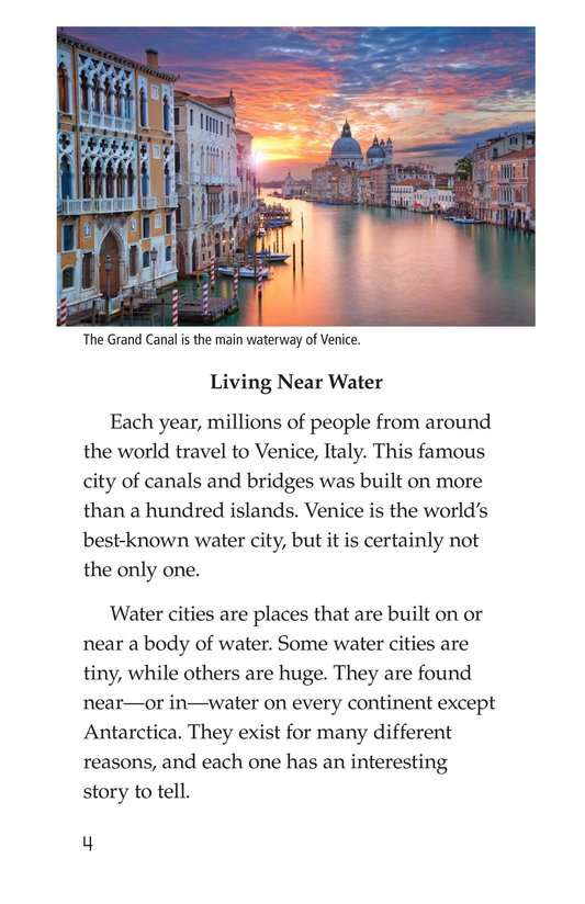 Book Preview For Water Cities Page 4