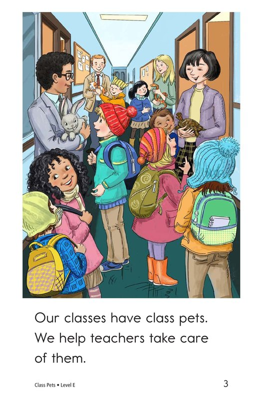 Book Preview For Class Pets Page 3