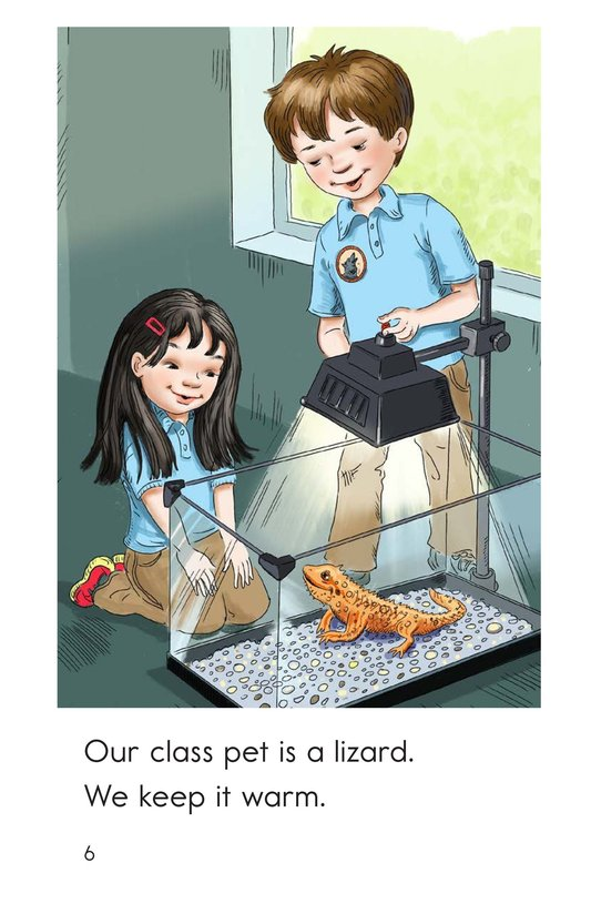 Book Preview For Class Pets Page 6