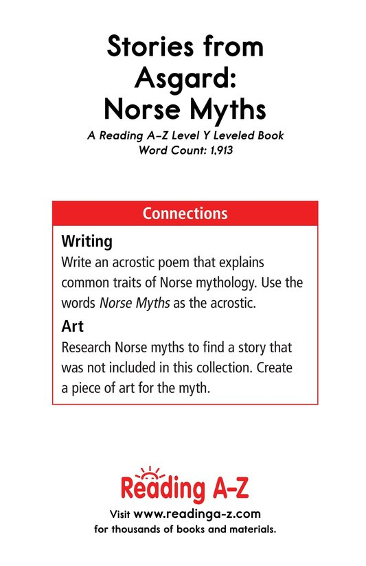 Book Preview For Stories from Asgard: Norse Myths Page 17
