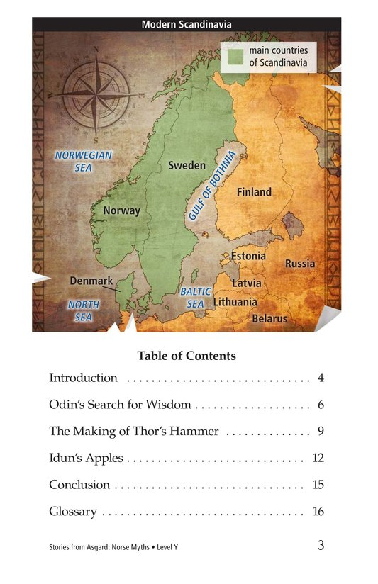 Book Preview For Stories from Asgard: Norse Myths Page 3