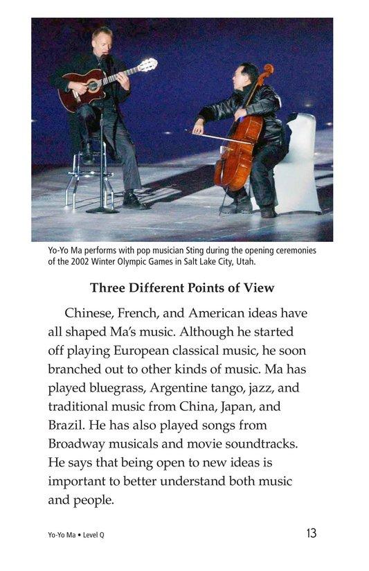 Book Preview For Yo-Yo Ma Page 13