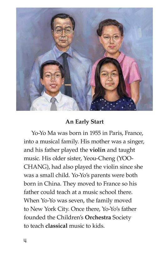 Book Preview For Yo-Yo Ma Page 4