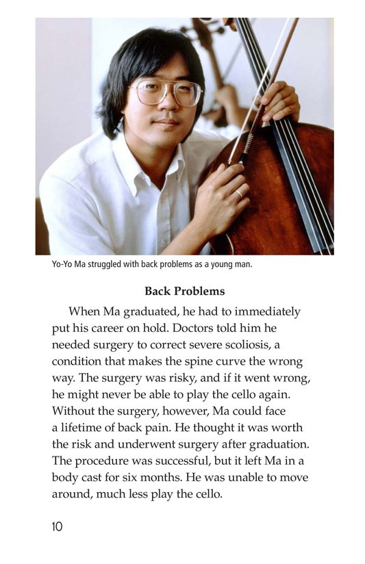Book Preview For Yo-Yo Ma Page 10