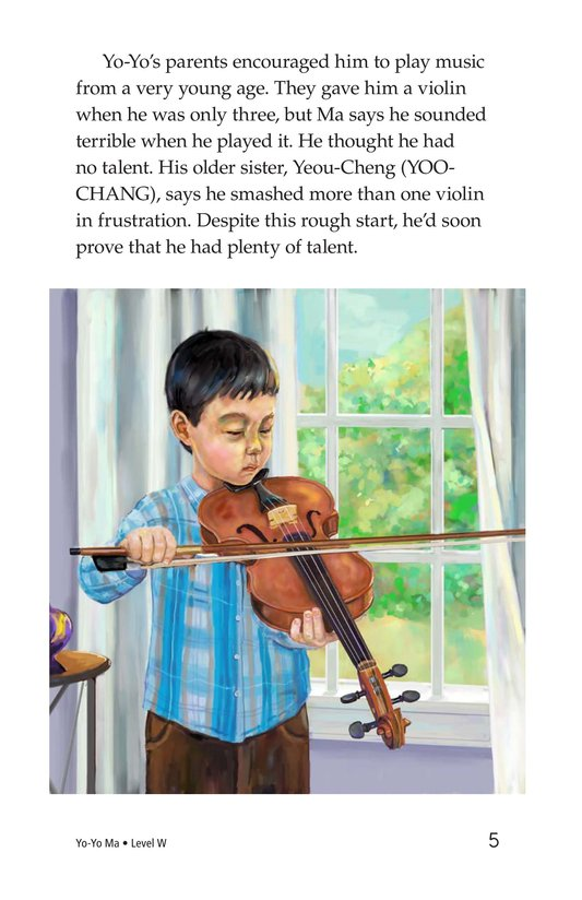 Book Preview For Yo-Yo Ma Page 5