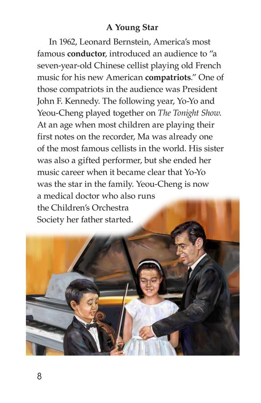 Book Preview For Yo-Yo Ma Page 8