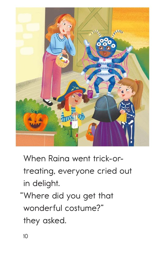 Book Preview For Homemade Halloween Page 10
