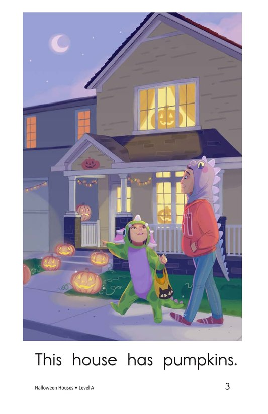 Book Preview For Halloween Houses Page 3