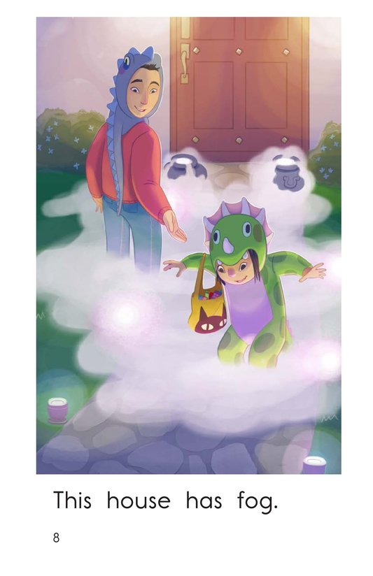Book Preview For Halloween Houses Page 8