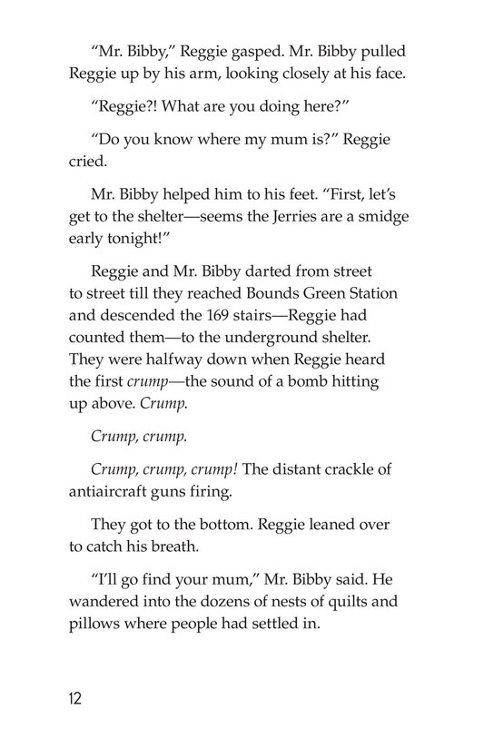 Book Preview For The Blitz Page 12