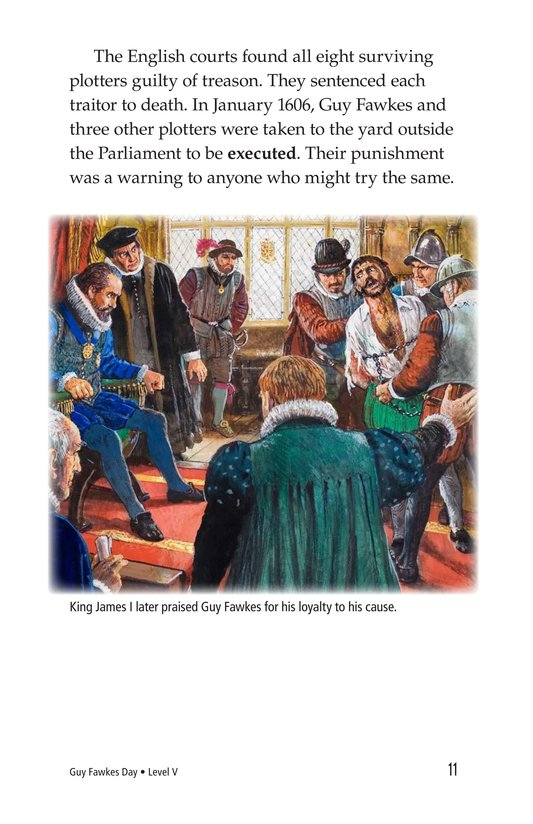 Book Preview For Guy Fawkes Day Page 11