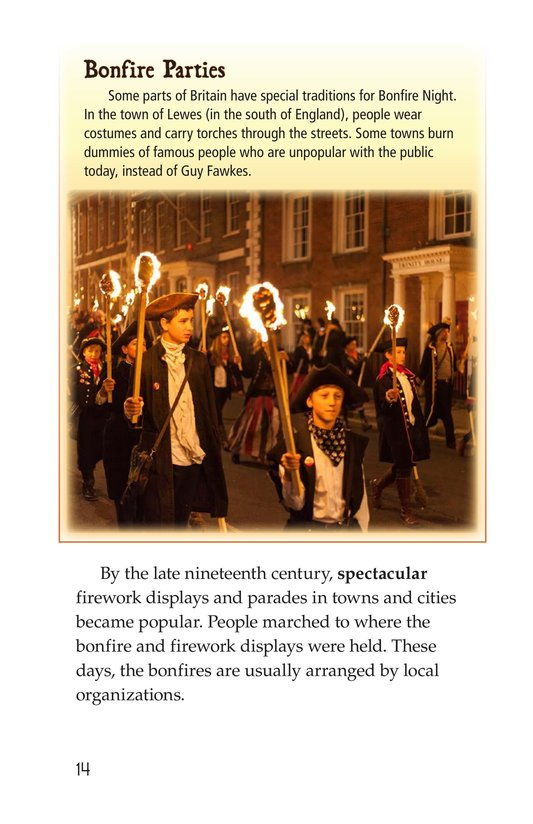 Book Preview For Guy Fawkes Day Page 14