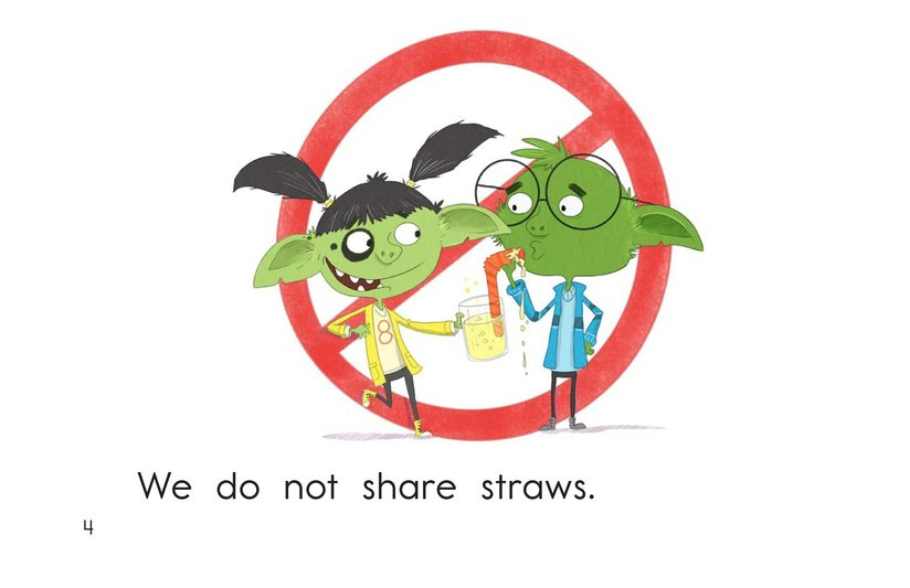 Book Preview For We Do Not Share Page 4