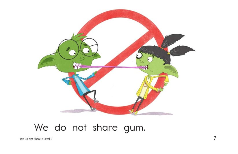 Book Preview For We Do Not Share Page 7