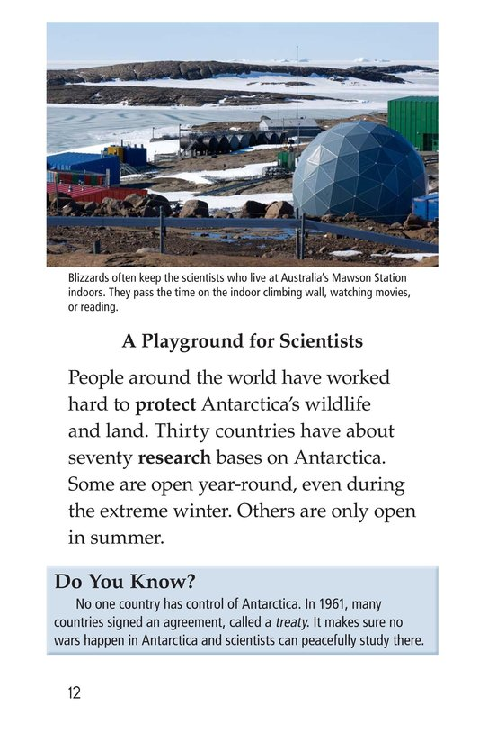 Book Preview For Amazing Antarctica Page 12