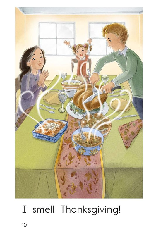 Book Preview For Smells Like Thanksgiving Page 10