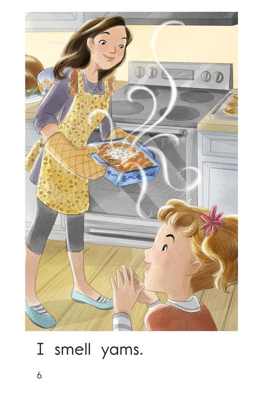Book Preview For Smells Like Thanksgiving Page 6