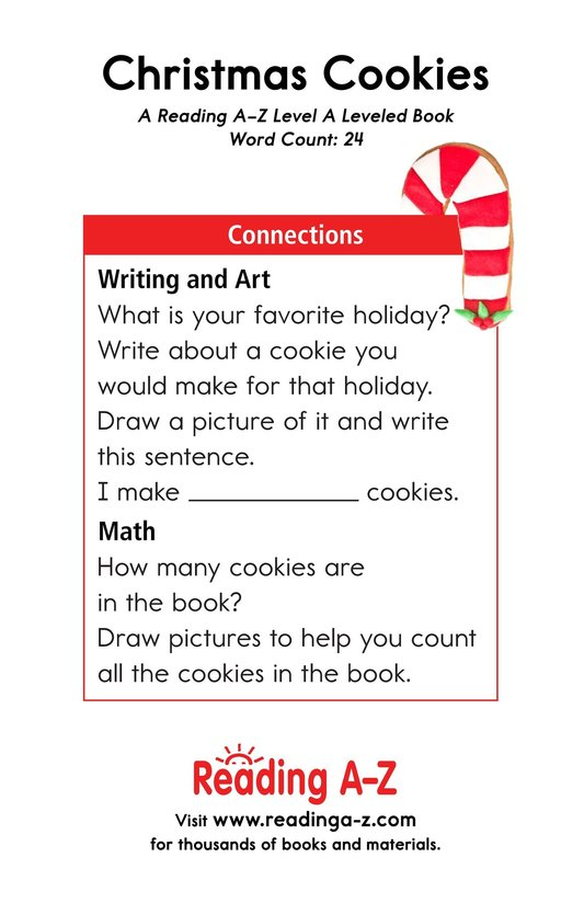 Book Preview For Christmas Cookies Page 11