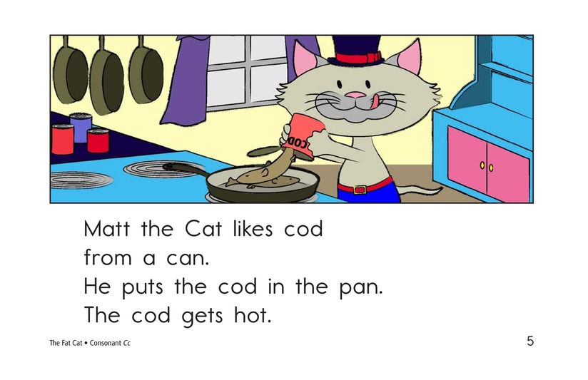 Book Preview For The Fat Cat Page 5