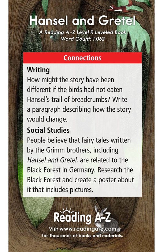 Book Preview For Hansel and Gretel Page 17