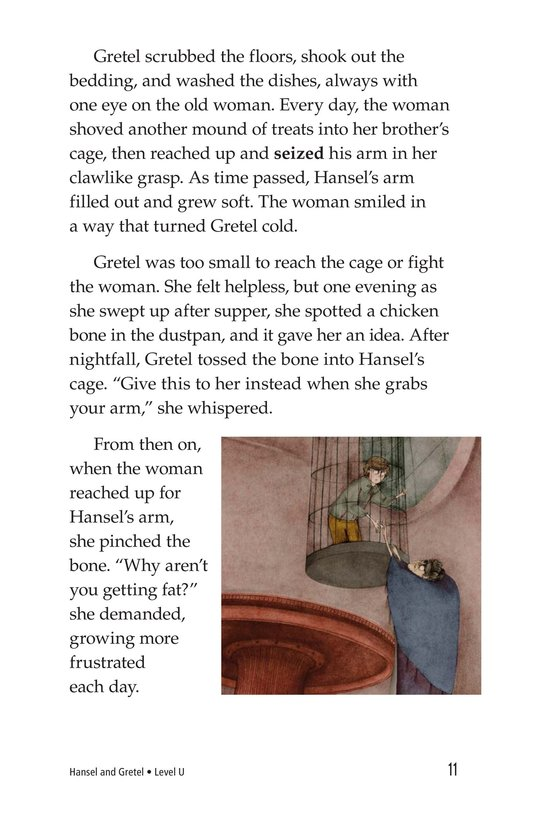 Book Preview For Hansel and Gretel Page 11