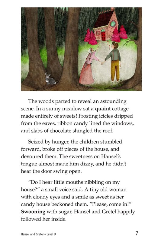 Book Preview For Hansel and Gretel Page 7