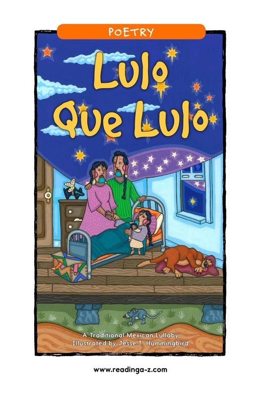 Book Preview For Lulo Que Lulo Page 1