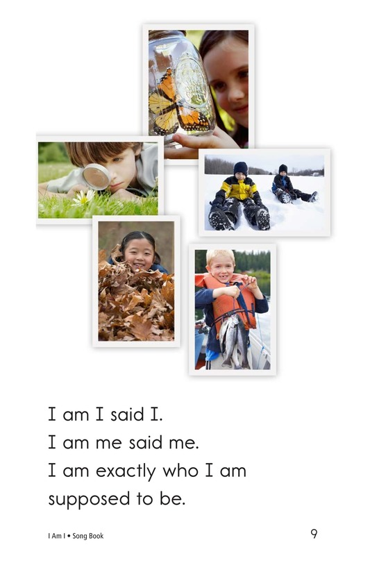 Book Preview For I Am I Page 9