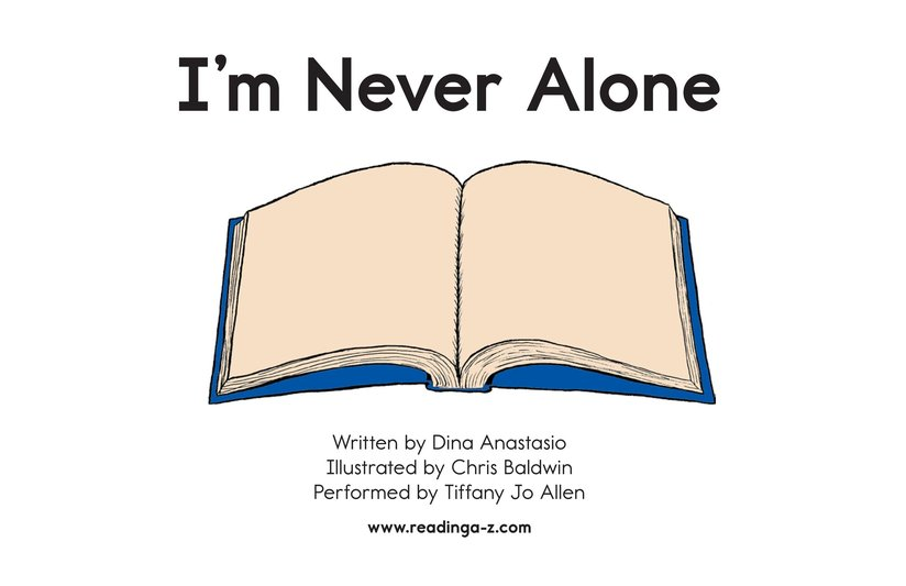 Book Preview For I'm Never Alone (Rap) Page 2