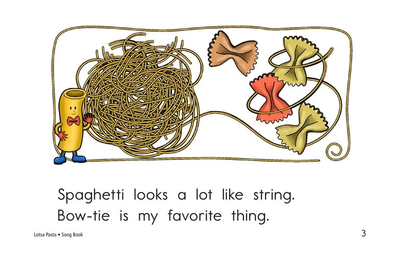Book Preview For Lotsa Pasta Page 3