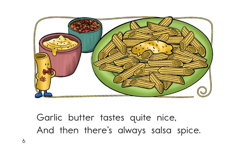 Book Preview For Lotsa Pasta Page 6