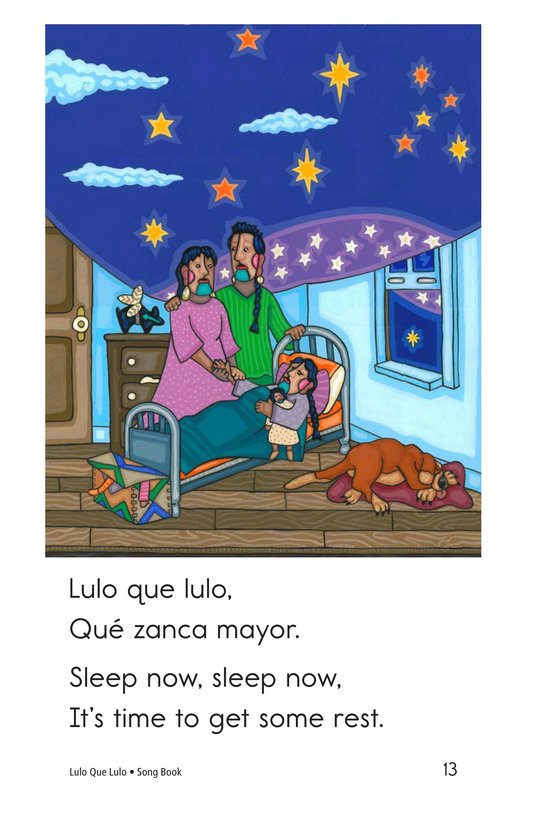 Book Preview For Lulo Que Lulo Page 13