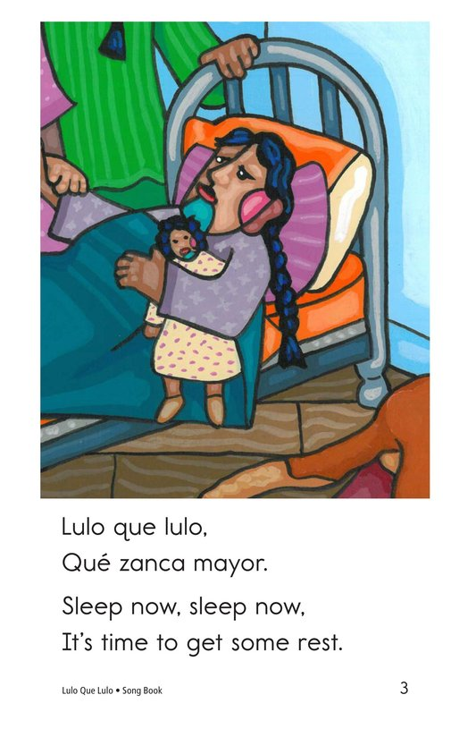 Book Preview For Lulo Que Lulo Page 3