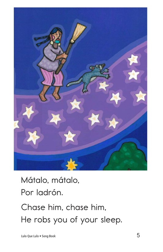 Book Preview For Lulo Que Lulo Page 5