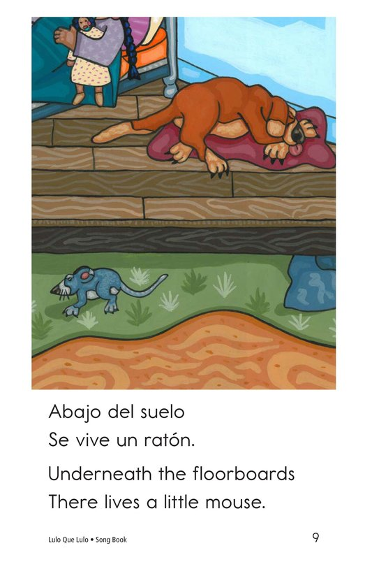 Book Preview For Lulo Que Lulo Page 9