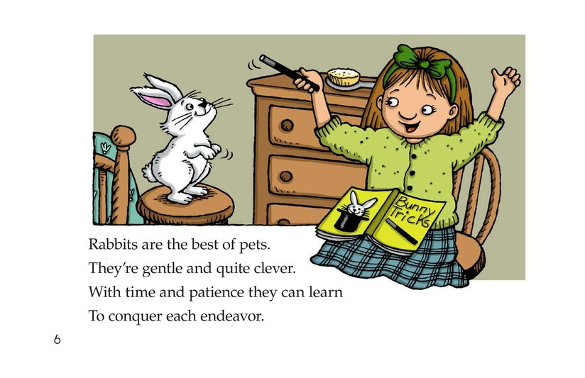 Book Preview For The Rabbit Page 6