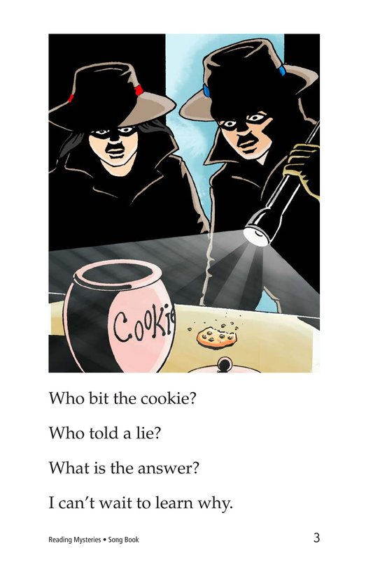 Book Preview For Reading Mysteries Page 3