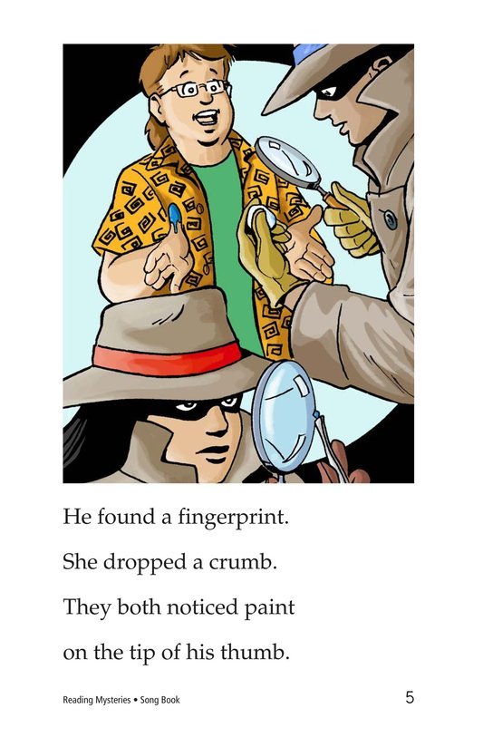 Book Preview For Reading Mysteries Page 5