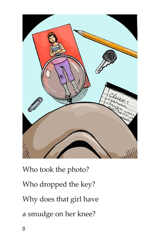 Book Preview For Reading Mysteries Page 8